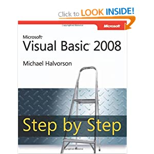 Microsoft Visual Basic 2008 Step by Step Book/CD Package (PRO- Step by Step Developer)