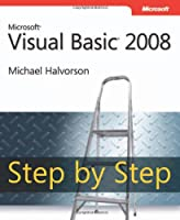 Microsoft Visual Basic 2008 Step by Step Front Cover