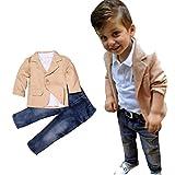 Yogogo 3pcs Vêtements