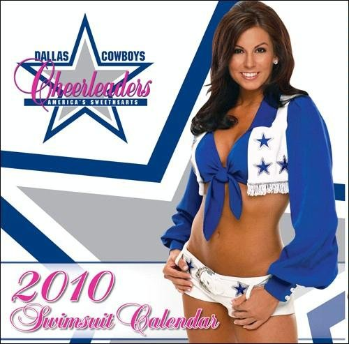 Dallas Cowboys Cheerleaders 2010 Box Calendar at Amazon.com