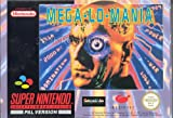 Mega Lo Mania - Super Nintendo - PAL