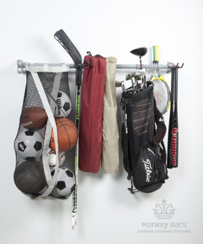06003 Monkey Bar Large Sports Storage Rack