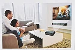 ABB DVD Projector - Portable Home Theatre