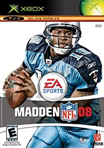 Madden NFL 08 - Xbox by Electronic Arts