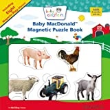 Baby MacDonald Magnetic Puzzle Book (Baby Einstein (Special Formats))