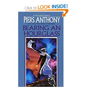 Bearing An Hourglass (Incarnations of Immortality, Book 2) by Piers Anthony