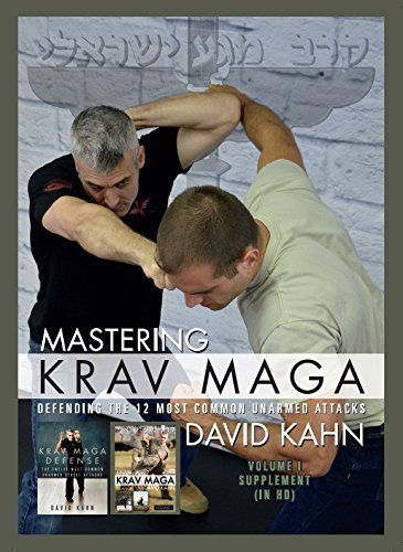 Mastering Krav Maga Home Study (Vol. IV) 8 DVDs: Defending the 12 Most Common Unarmed Attacks (Beginner to Advanced)