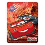 Disney Cars Blanket Fleece Throw Ligh...