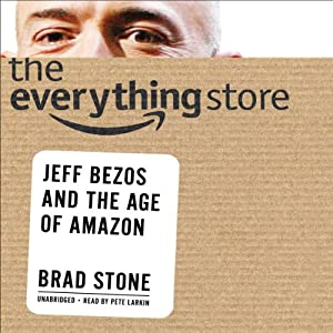 The Everything Store Audiobook