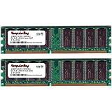 Komputerbay 2GB (2 x 1GB ) DDR DIMM (184 PIN) 400Mhz PC3200 CL 3.0 DESKTOP MEMORIA