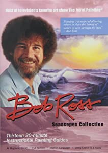 Bob Ross Joy of Painting: Seascape Collection