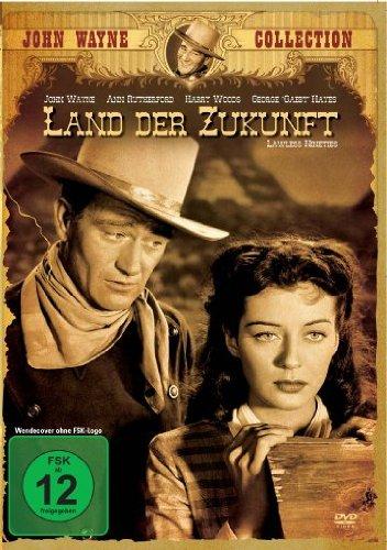 John Wayne Collection - Land der Zukunft