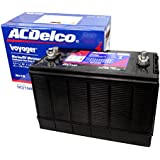 ACDelco [ エーシーデルコ ] 輸入車バッテリー [ Maintenance Free Battery ] M31MF