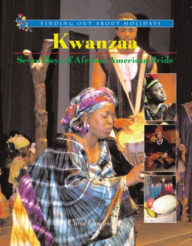 Kwanzaa: Seven Days of African-American Pride (Finding Out About Holidays)