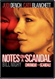 Notes On A Scandal (Bilingual)