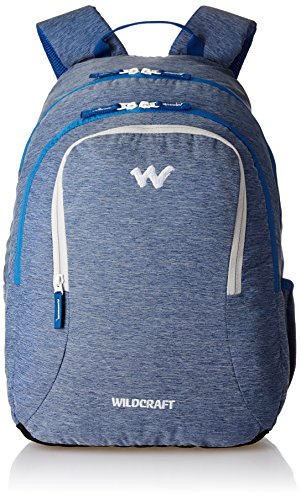 Wildcraft-melange-4-dark-blue-Backpack