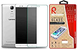 Raydenhy Premium Quality Tempered Glass For Lenovo K5 Note