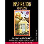 2010 Inspiration Vineyards Chardonnay Russian River Valley Reserve 750 mL