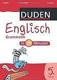 Duden - Englisch in 15 Minuten - Grammatik 5. Klasse