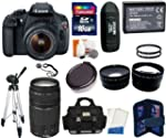 Canon EOS Rebel T5 Digital Camera SLR...