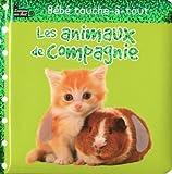 echange, troc Collectif - Les animaux de compagnie bébé touche-à-tout