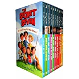 Enid Blyton Enid Blyton Secret Seven (1 to 10) 10 Books Pack Set RRP: £49.90 Collection (The Secret Seven, Secret Seven Adventure, Well Done Secret Seven, Secret Seven on the Trail, Go Ahead Secret Seven) (Secret Seven)