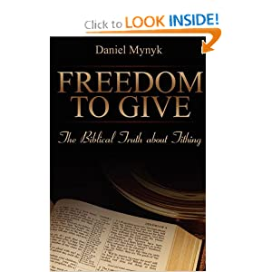 Daniel Mynyk: Freedom to Give