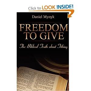 Daniel Mynyk: Freedom to Give