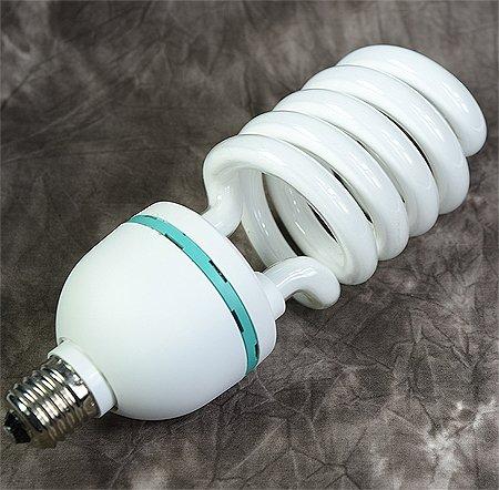 JRFOTO Compact Fluorescent CFL 60W Perfect Daylight Grow Light Compact Fluorescent Light 5500K By JRFOTO 60W