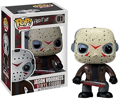 Jason Voorhees: Funko POP! Horror Movies x Friday the 13th Vinyl Figure - 1