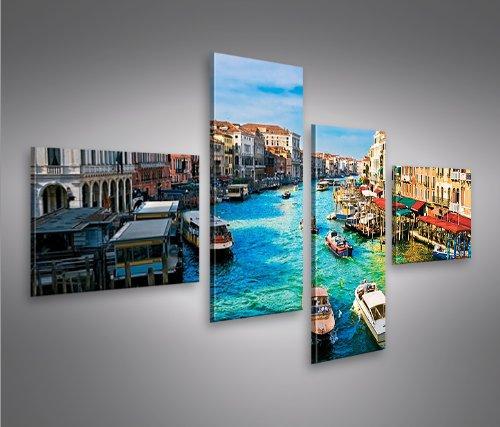 Venice venedig italien venezia v4 4l quadri moderni - Quadri in bagno ...
