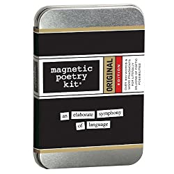 [Best price] Grown-Up Toys - Magnetic Poetry Kit: Original - toys-games