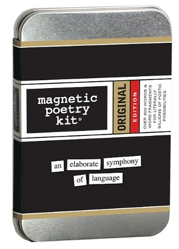 Magnetic Poetry Original Kit