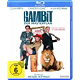 Gambit - Der Masterplan [Alemania] [Blu-ray]