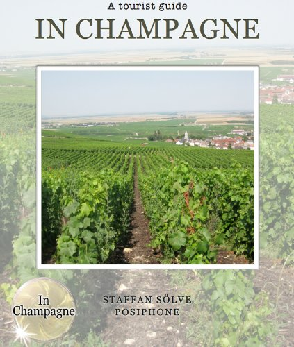 In Champagne, a tourist guide