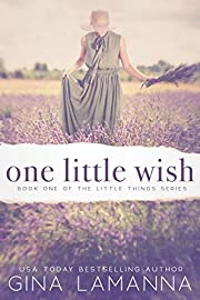One Little Wish: a romantic suspense novel (The Little Things Mystery Series Book 1)