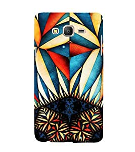 EPICCASE Edgy cool Mobile Back Case Cover For Samsung Galaxy On7 (Designer Case)