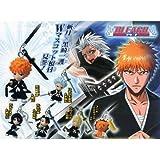 ガシャポン BLEACH -ブリーチ- BLEACH根付 斬魄刀篇 vol.1 全6種セット