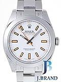 [ロレックス]ROLEX 腕時計 パーぺチュアル ミルガウス ホワイト 116400 メンズ [並行輸入品]