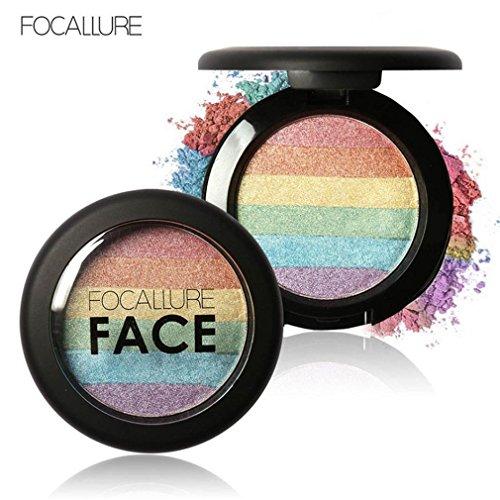 rainbow-highlight-eyeshadow-palettetefamore-focallure-rainbow-highlight-baked-blush-face-a