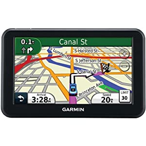 Garmin Nüvi 50lm 5-inch Portable Gps Navigator With Lifetime Maps Us