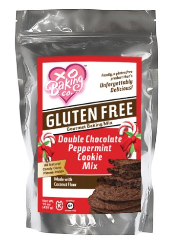 XO Baking Gluten Free Cookie Mix, Double Chocolate