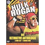 "WWE - Hulk Hogan: Die ultimative Anthologie (4 DVDs)von ""Hulk Hogan"""