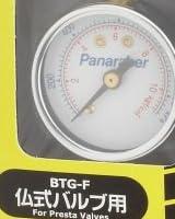 Panaracer タイヤゲージ 仏式バルブ専用 BTG-F
