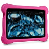 "Marware Swurve Kid Proof Case Protective Cover for Kindle Fire HDX 7"" PINK"