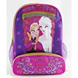 Disney Frozen Elsa and Anna Backpack - Folklore