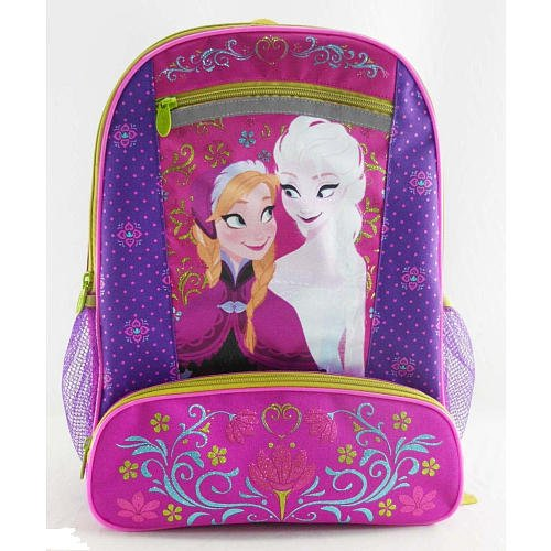 Disney Frozen Elsa and Anna Backpack - Folklore - 1
