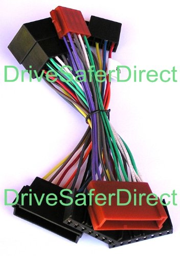 inka-902820-80-3a-iso-sot-mute-lead-for-parrot-ck3100-ck3200-mki9100-mki9200-and-other-iso-handsfree