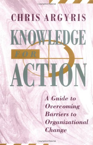 Knowledge for Action: A Guide to Overcoming Barriers to...