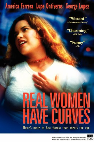 Cover art for  Real Women Have Curves